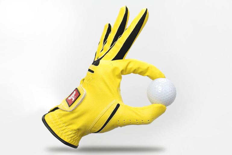 Handschuh (neon) 2