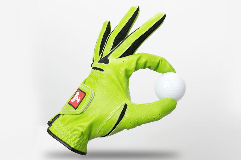 Handschuh (neon) 1