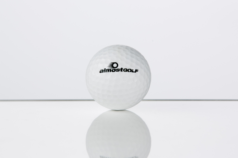 almostGOLF-Golfball 1