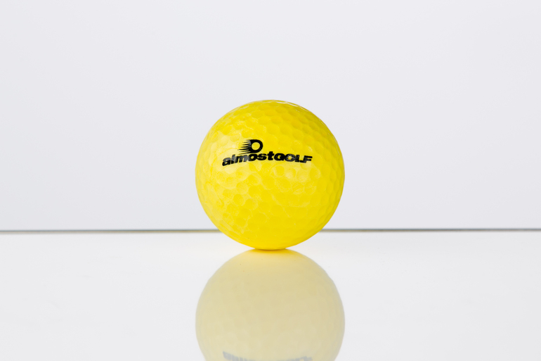 almostGOLF-Golfball 2