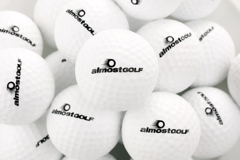 almostGOLF-Golfball 3