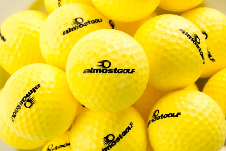 almostGOLF-Golfball 4