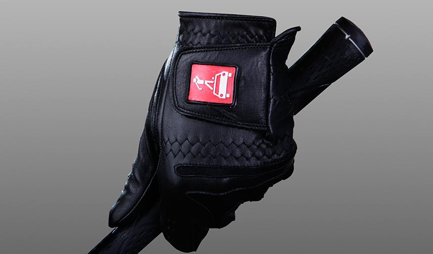 Handschuh (s/w) 2