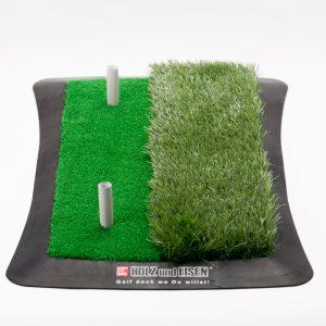 Golf Abschlagmatte (verschiedene Grashöhen)