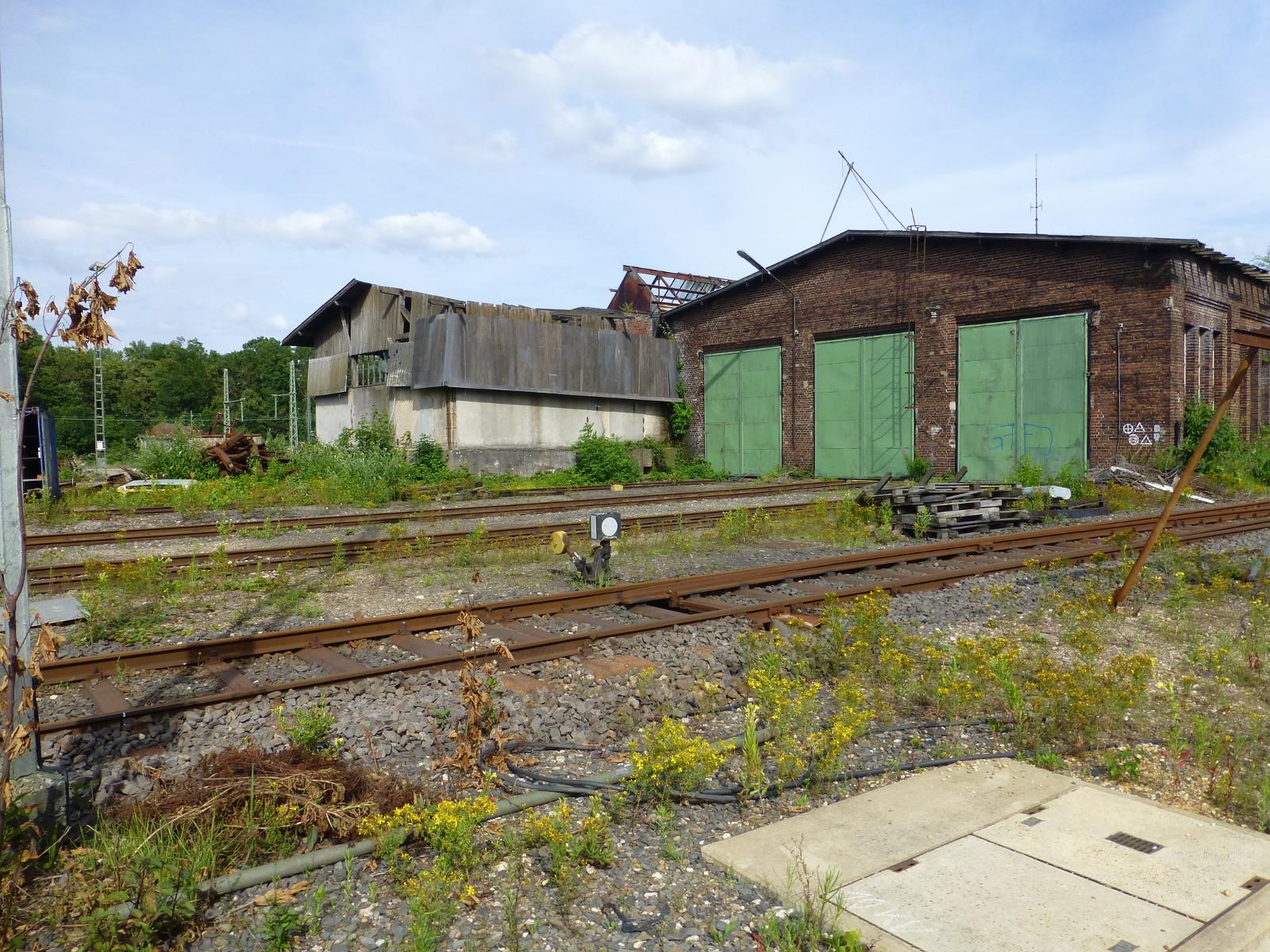 Rheinisches-Industriebahn-Museum Köln