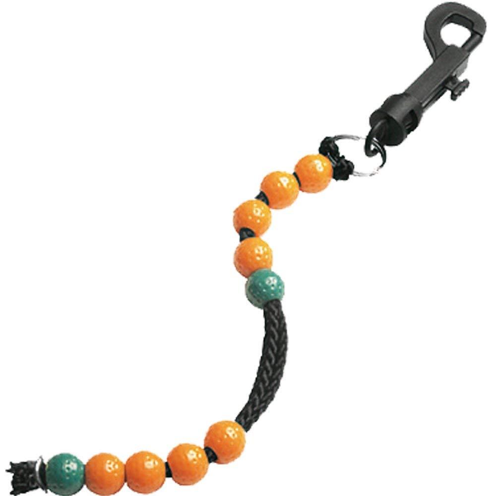 Beadcounter (orange/grün)